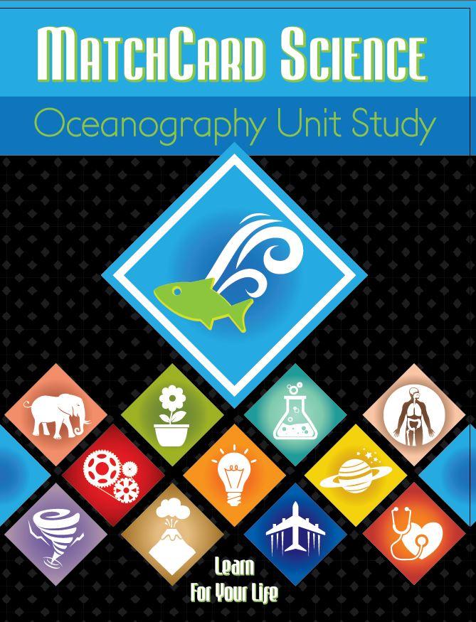 Oceanography MatchCard