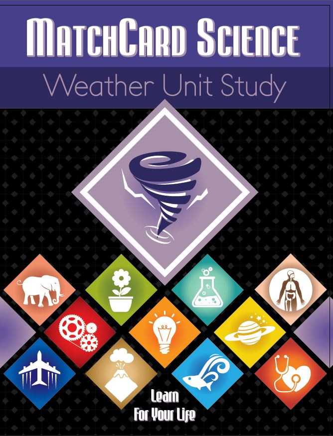 Weather Unit Study Cover