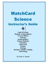 MatchCard Science Instructor's Guide