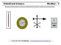 Weather Instruments Worksheet