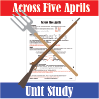 Across Five Aprils Unit Study