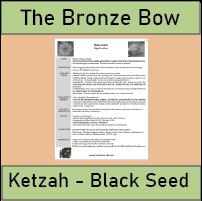 Ketzah Black Seed Oil