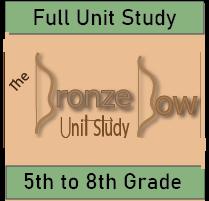 Bronze Bow Unit Study