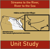 Steams to the River Unit Study