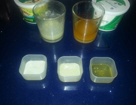 margarine butter experiment