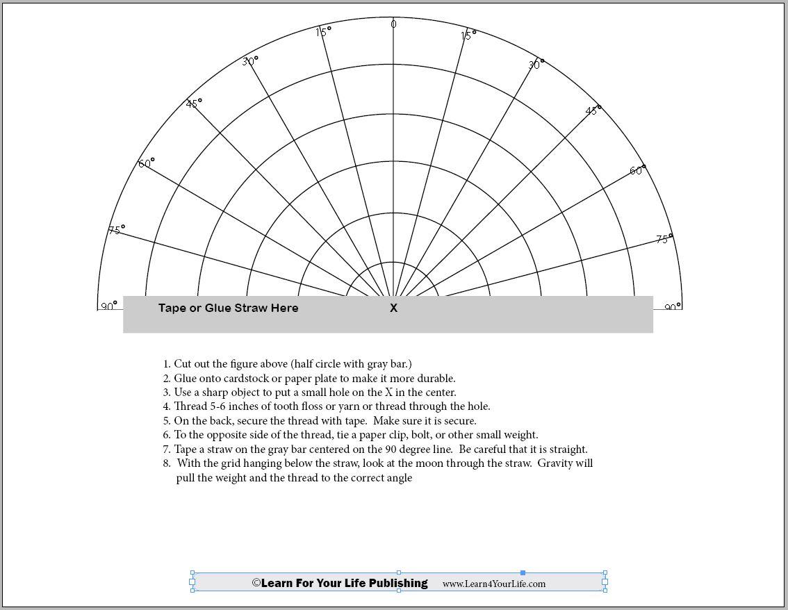 sextant worksheet