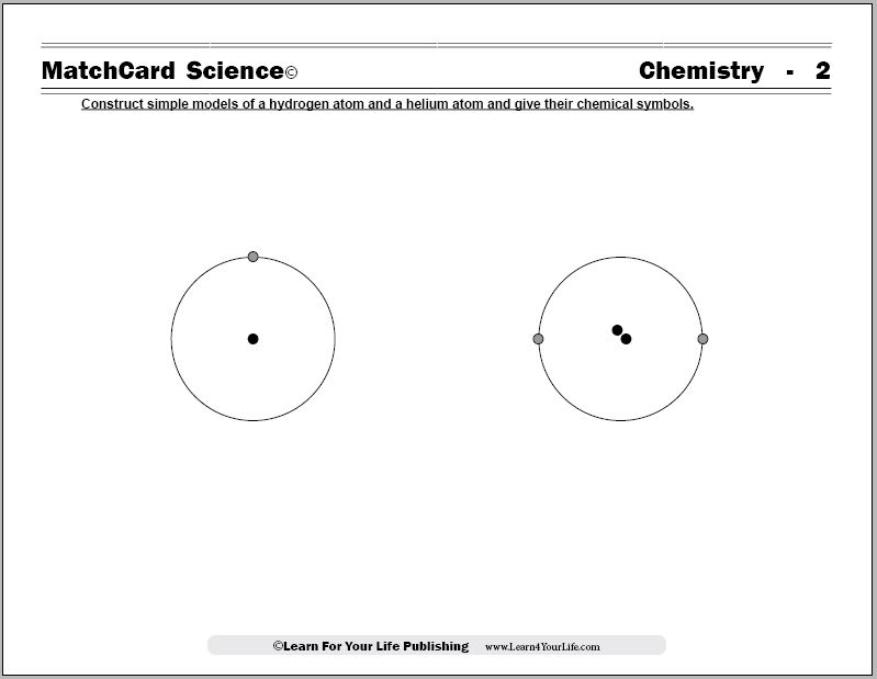 chemistry worksheets. Black Bedroom Furniture Sets. Home Design Ideas