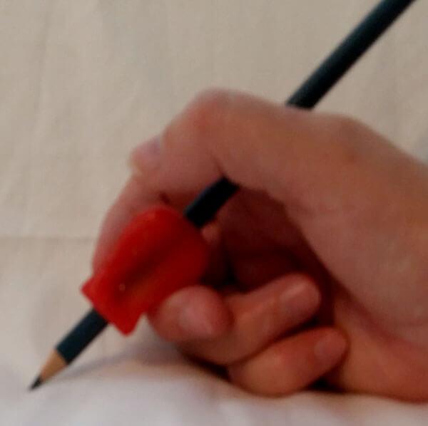 The Ergonomic Pencil Grip