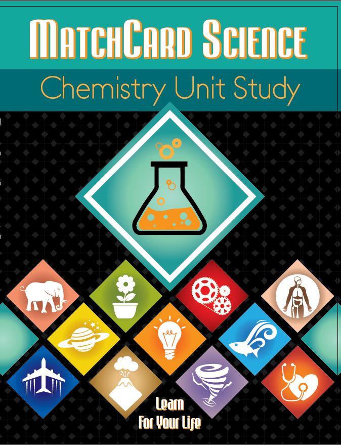 MatchCard Chemistry Unit Study