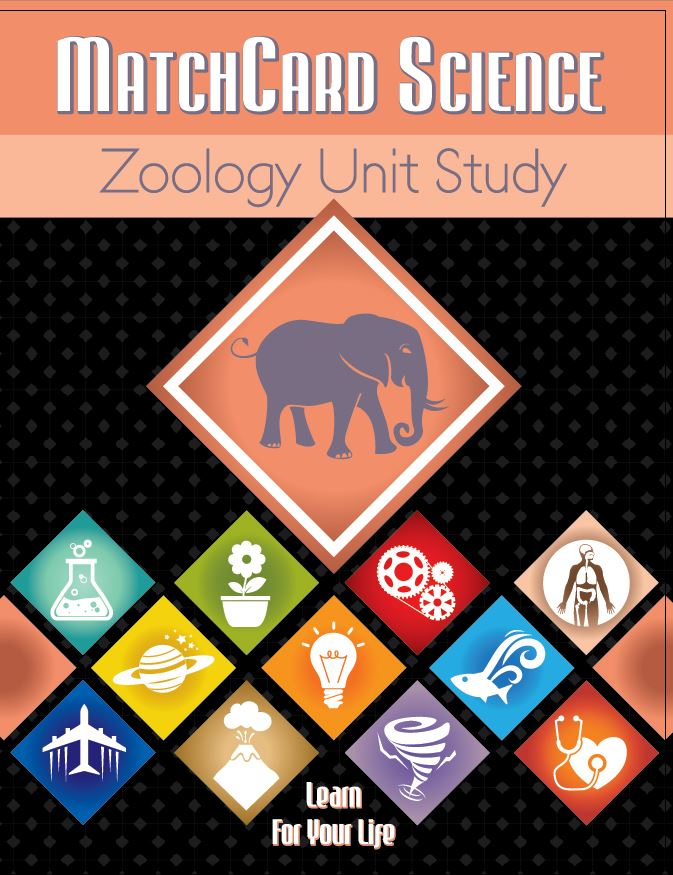 MatchCard Science Zoology Cover