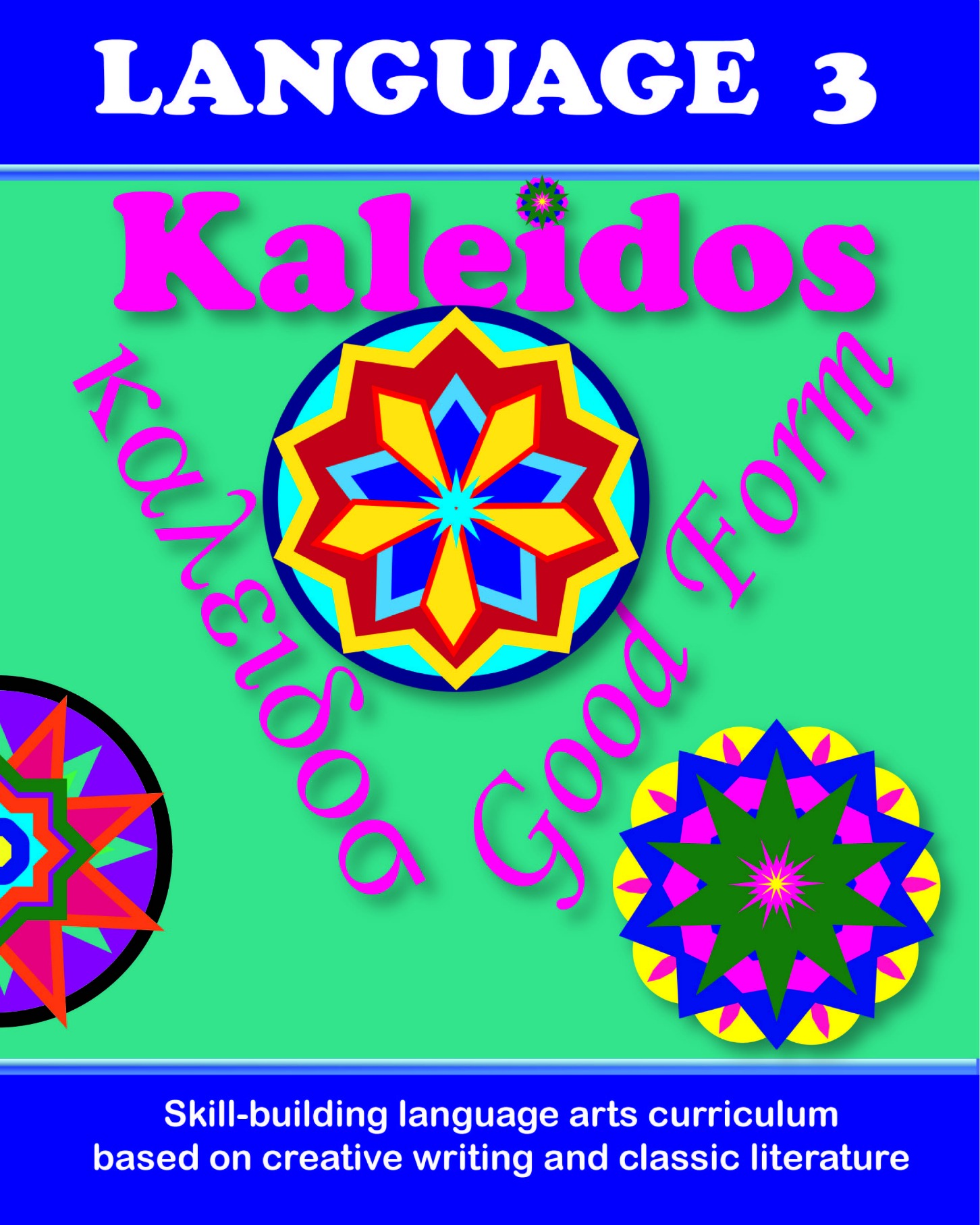 Kaleidos 3 Front Cover