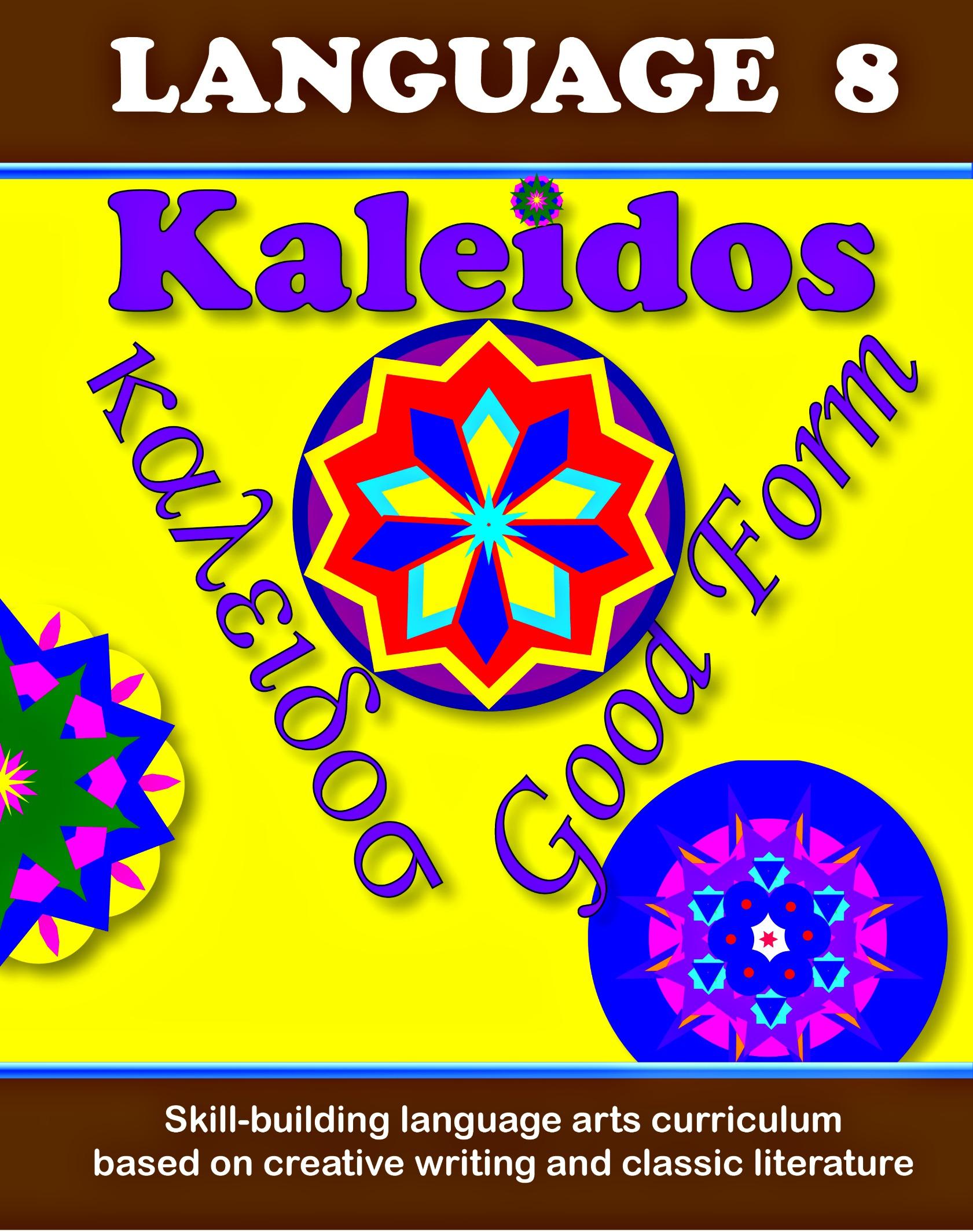 Kaleidos Grade 8