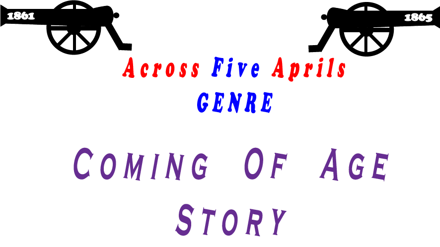Across Five Aprils Genre
