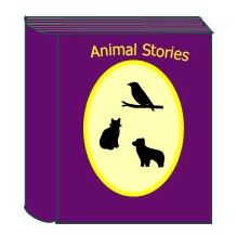 Animal Stories Book