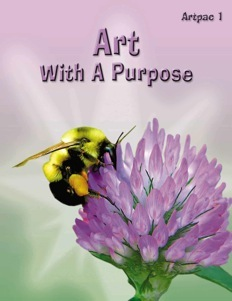 Art With A Purpose Book One