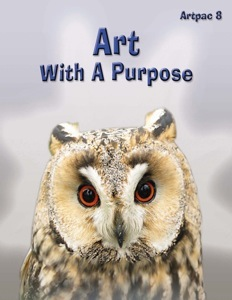 Art With A Purpose Book 8