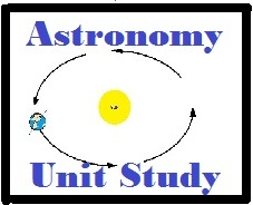 Astronomy Unit Study Cover