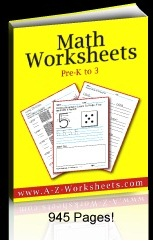 yellow math worksheets book