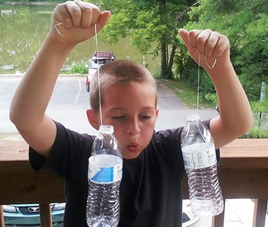 Bernoulli's Bottles