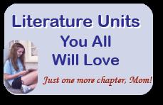 Literature Unit Study Box