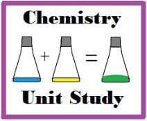 Chemistry Unit Study Cover