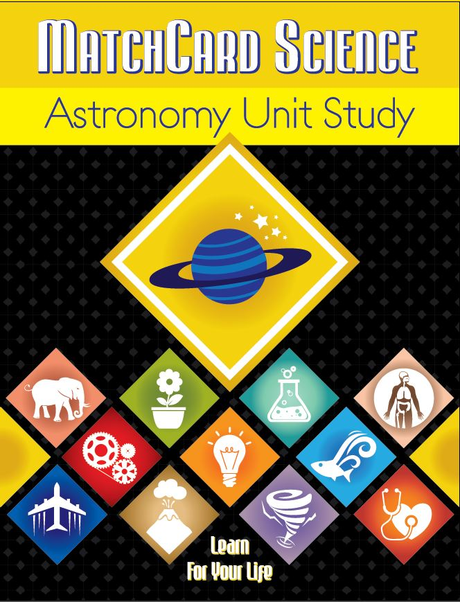 Astronomy MatchCard