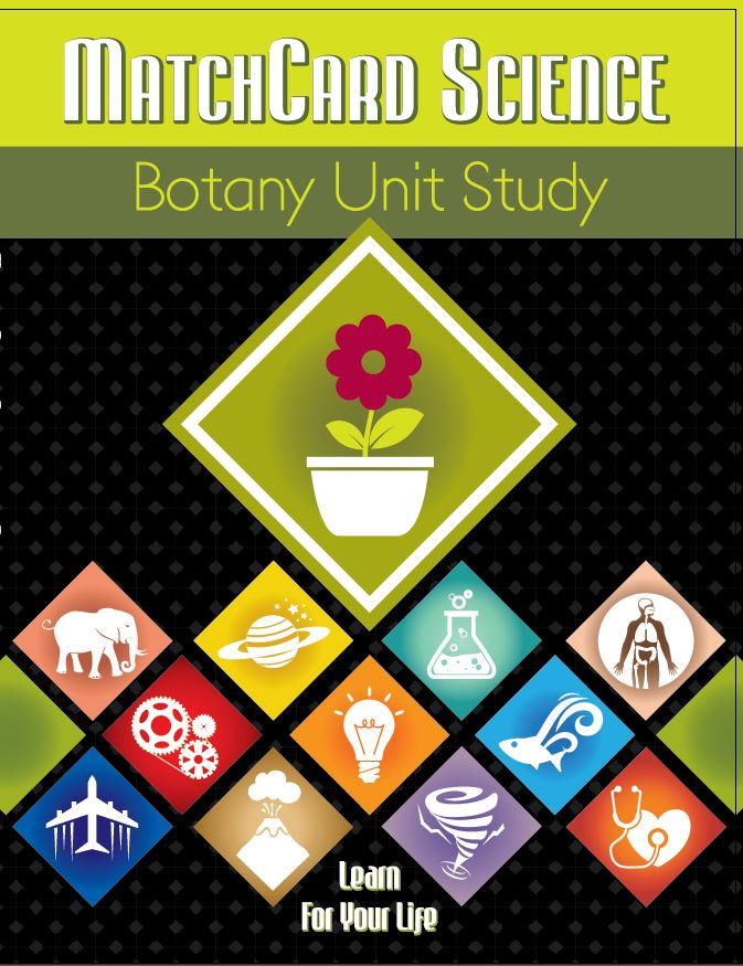 MatchCard Science Botany Cover