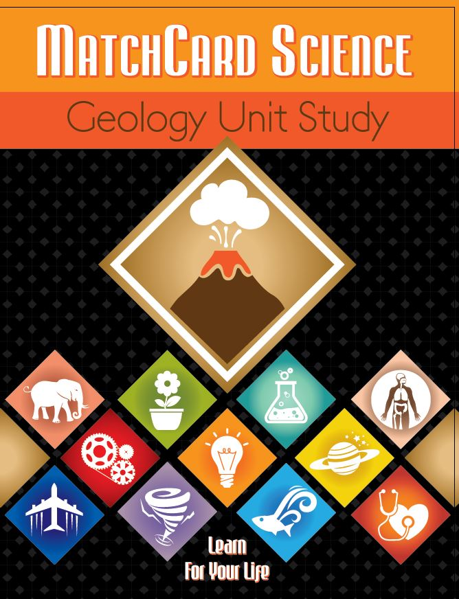 Geology Unit Study Cover