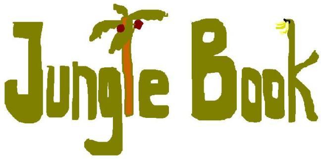 jungle book unit study title
