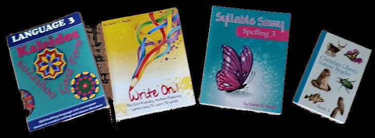 Kaleidos 3 Language Arts Book