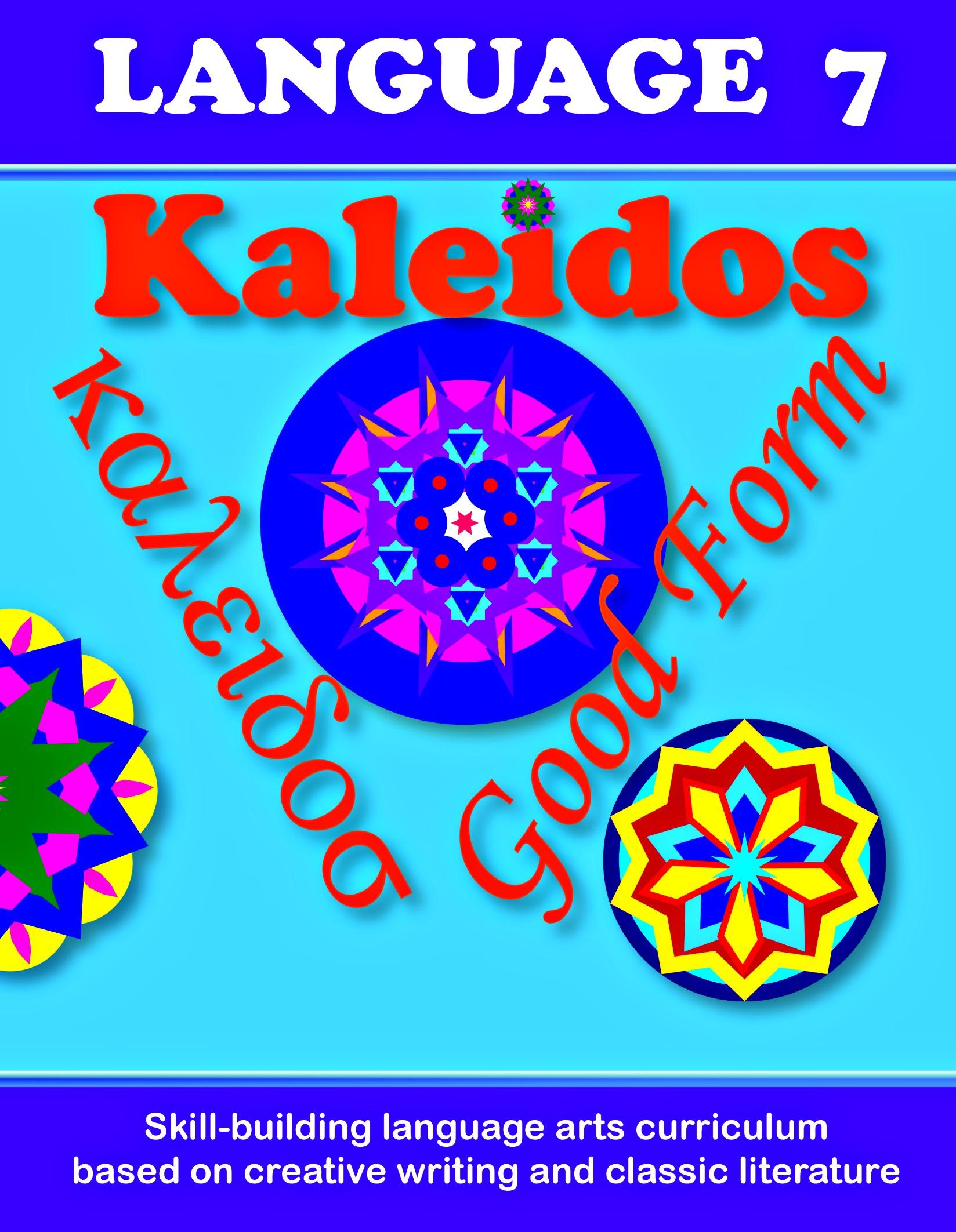 Kaleidos Grade 7