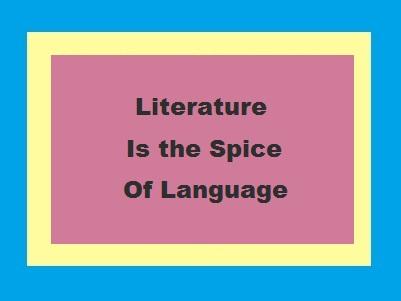 Literature Quote