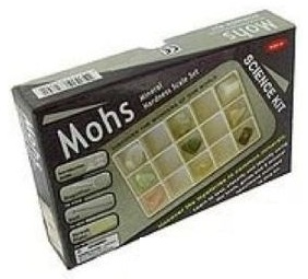 Mohs Mineral Kit