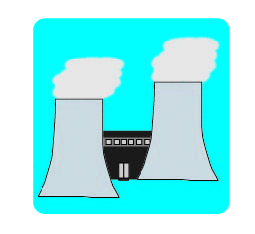 nuclear reactor plant diagram