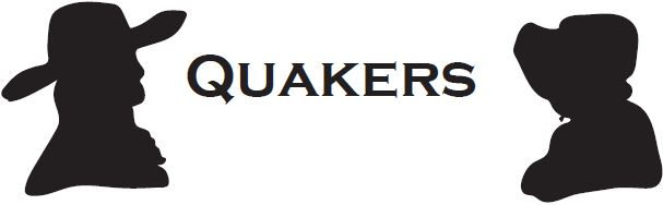 Quaker Silhouette