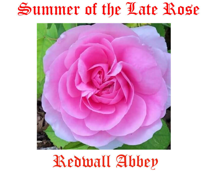 Redwall Summer of the Late Rose Symbol