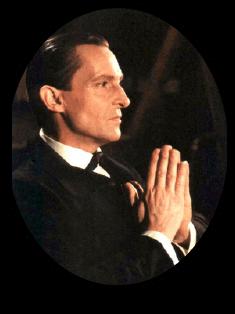 Sherlock Holmes Actor Jeremy Brett