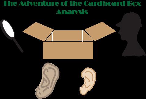 Adventure of the Cardboard Box Analysis