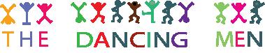 Dancing Men Writing