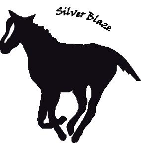 Silver Blaze Horse in Sherlock Holmes