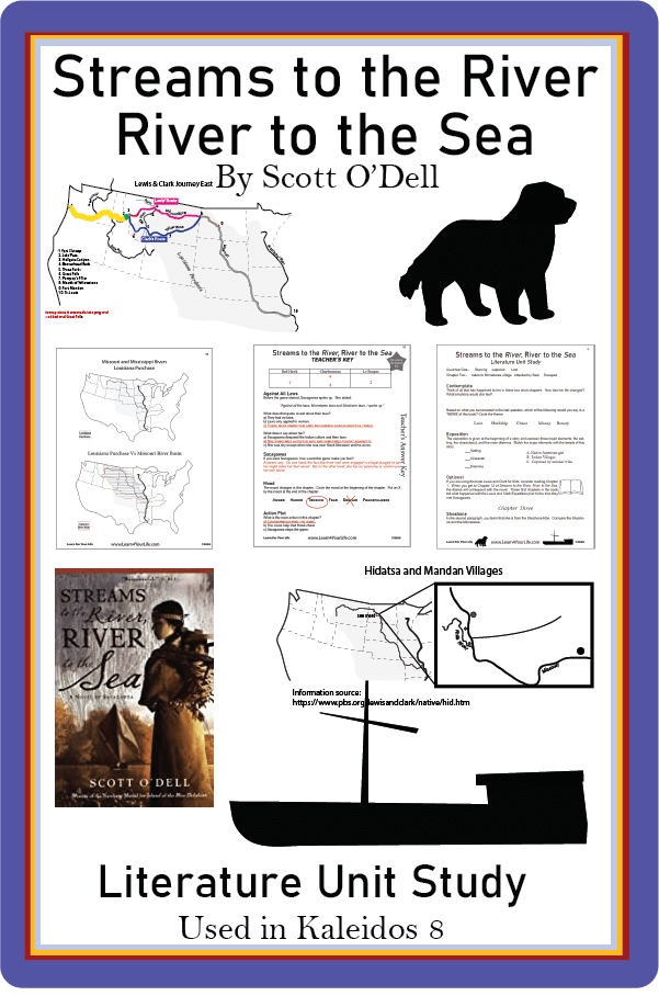 Streams to the River Unit Study poster