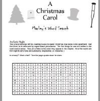 Christmas Carol Lesson Plans