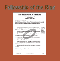 Fellowship of the Ring Quizzes