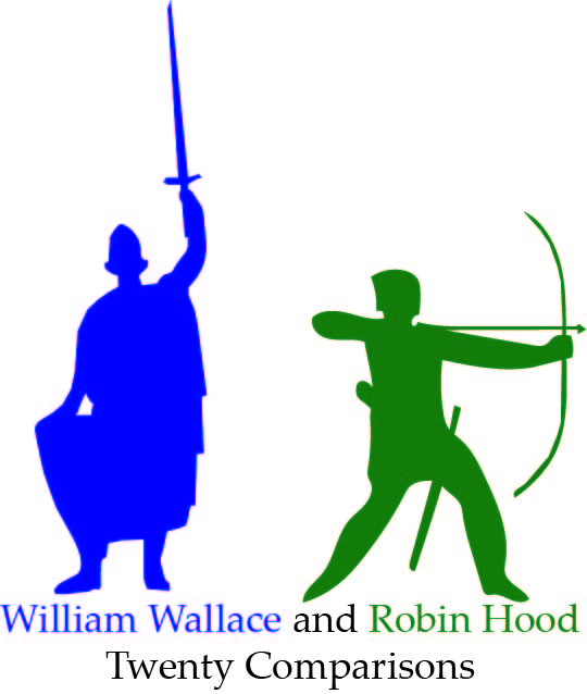 William Wallace and Robin Hood