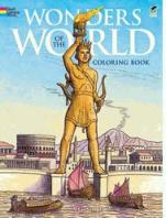 wonders of the world coloring