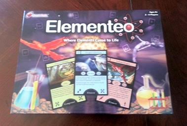 Elementeo Chemistry Game
