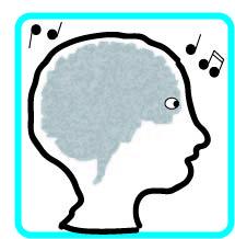 brain listening to music diagram