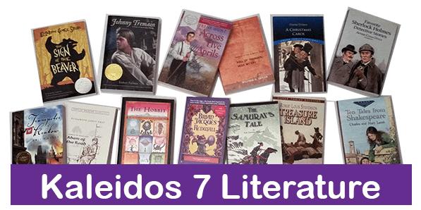Kaleidos 7 Literature Package