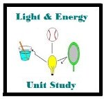 Light & Energy Unit Study Cover