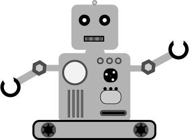 robot diagram